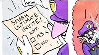 Waluigi not in Super Smash Bros. Ultimate memes image #1