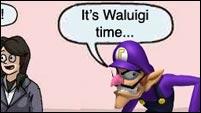 Waluigi not in Super Smash Bros. Ultimate memes image #3