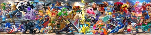 Rumor: Super Smash Bros  Ultimate has 'at least a half dozen