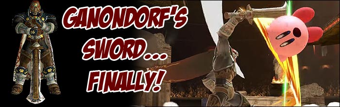 Ganondorf Players Will Finally Be Able To Use That Awesome