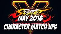 May 2018 character usage and match ups image #2