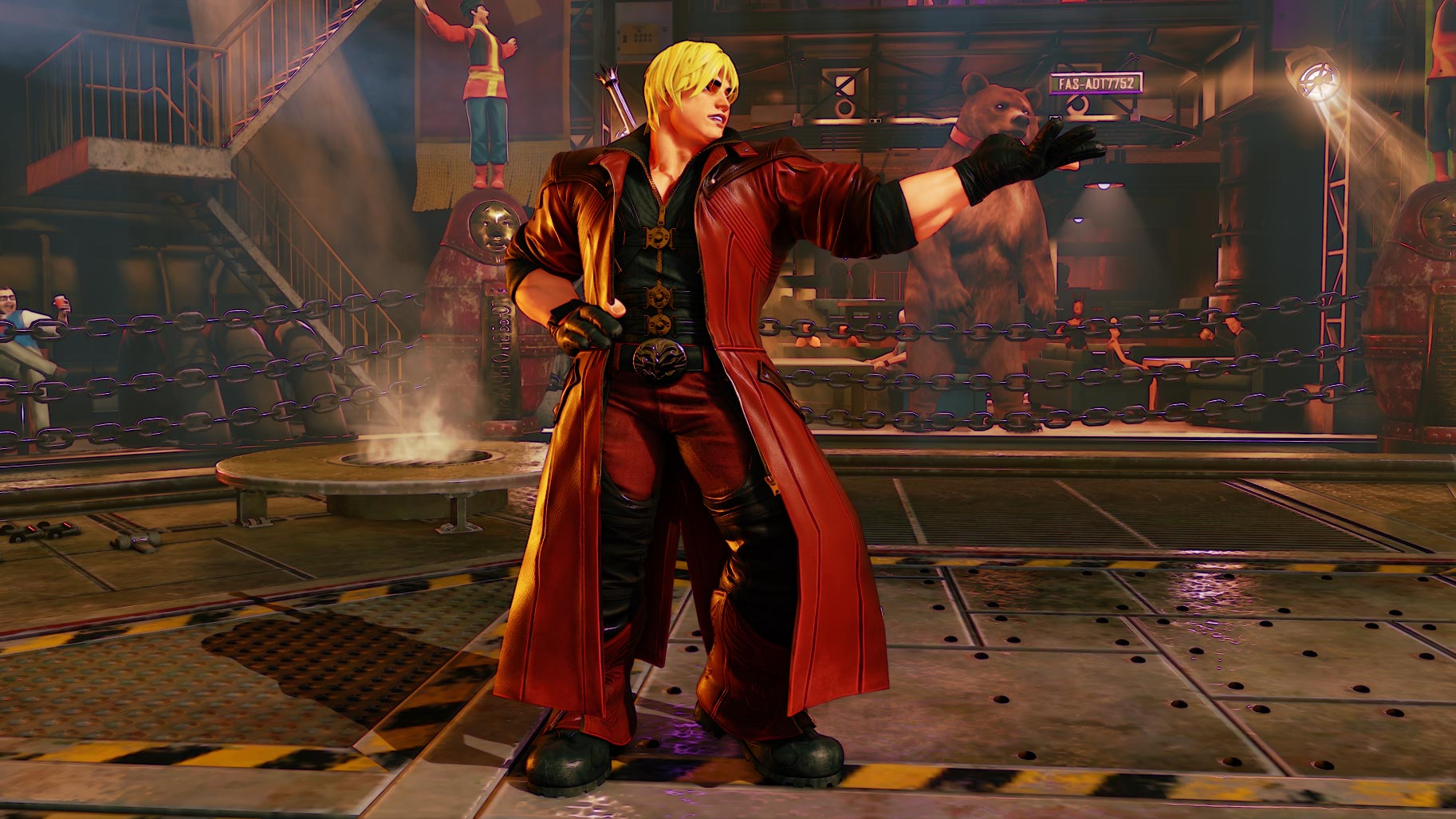 Devil May Cry, Air Man costumes, Survival mode changes in Street Fighter 5 2 out of 14 image gallery