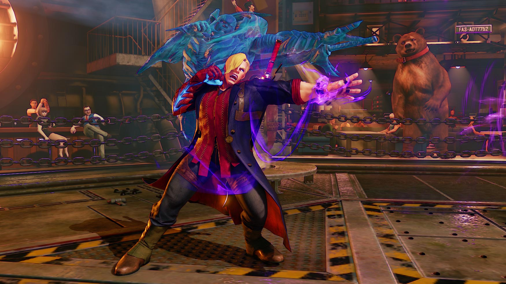 Devil May Cry, Air Man costumes, Survival mode changes in Street Fighter 5 3 out of 14 image gallery