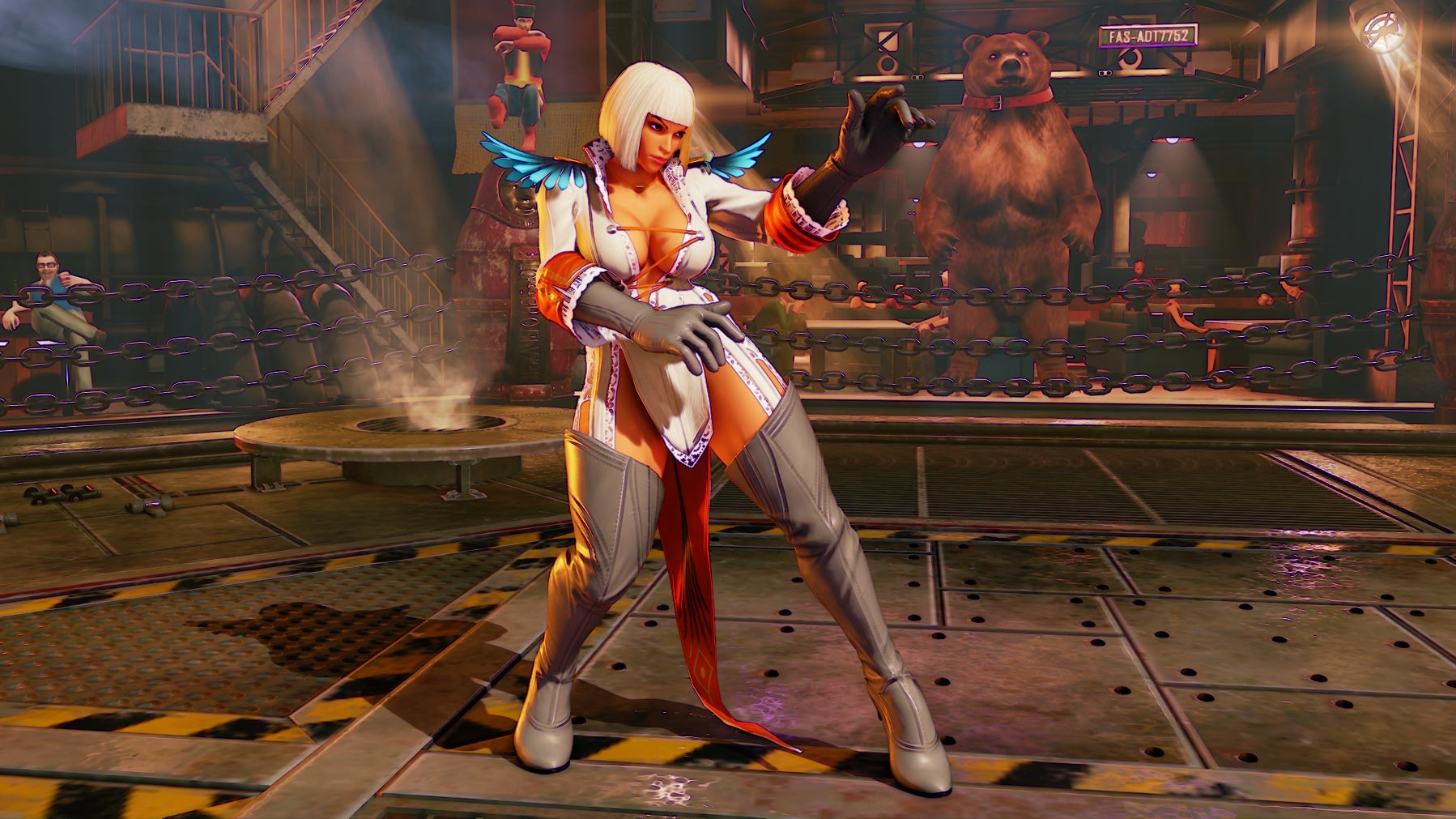 Devil May Cry, Air Man costumes, Survival mode changes in Street Fighter 5 4 out of 14 image gallery