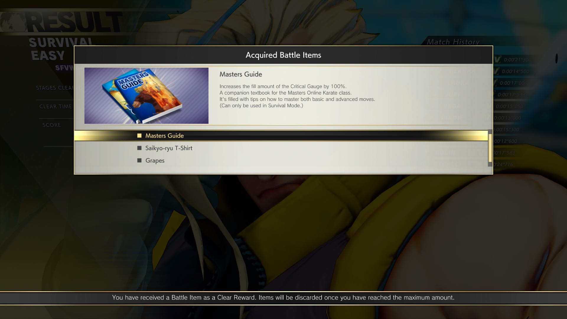 Devil May Cry, Air Man costumes, Survival mode changes in Street Fighter 5 7 out of 14 image gallery