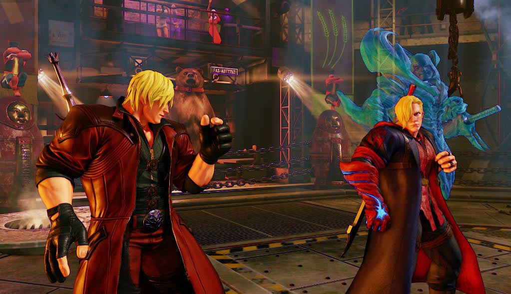 Devil May Cry, Air Man costumes, Survival mode changes in Street Fighter 5 12 out of 14 image gallery