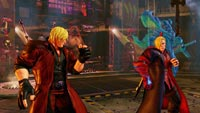 Devil May Cry, Air Man costumes, Survival mode changes in Street Fighter 5 image #12