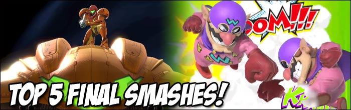 top 5 new final smashes in super smash bros ultimate
