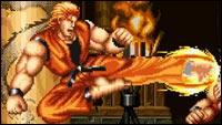 Dan comparisons to Ryo and Robert in Art of Fighting image #1