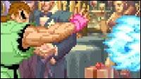 Dan comparisons to Ryo and Robert in Art of Fighting image #2