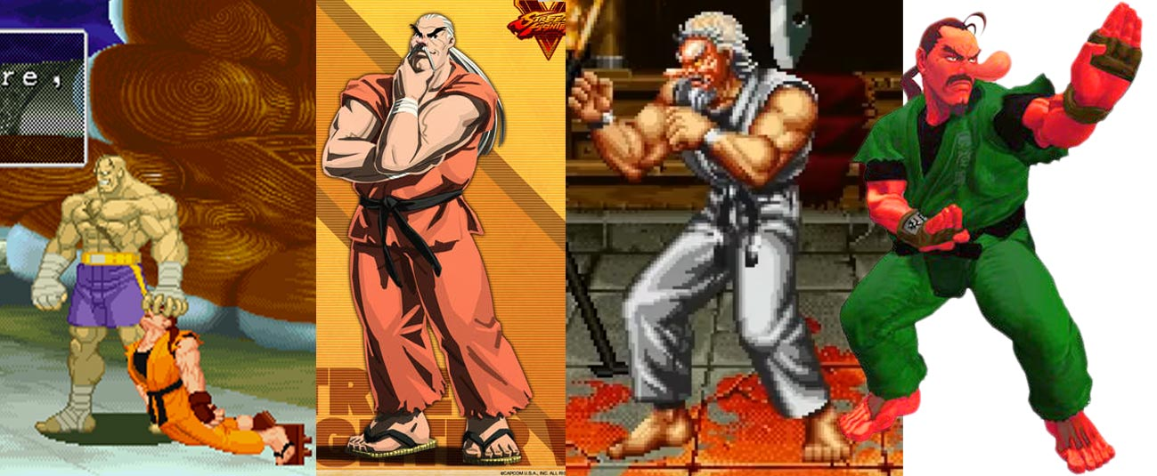 Dan Comparisons To Ryo And Robert In Art Of Fighting 6 Out Of 6