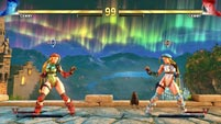 Cammy's Cannon Spike Costume image #1