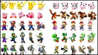 Evolution of Super Smash Bros. image #1