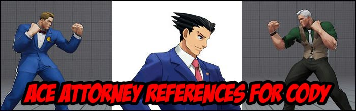 Cody May Be A Mayor In Street Fighter 5 But Many Of His Costume