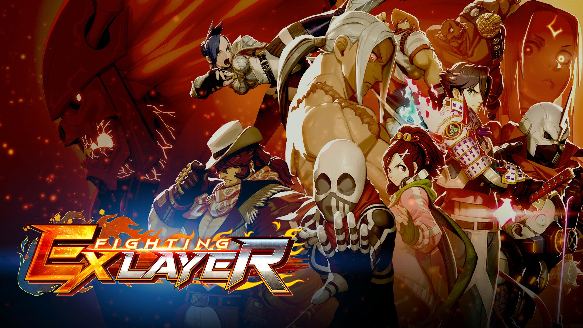Fighting EX Layer launch screenshots 1 out of 10 image gallery