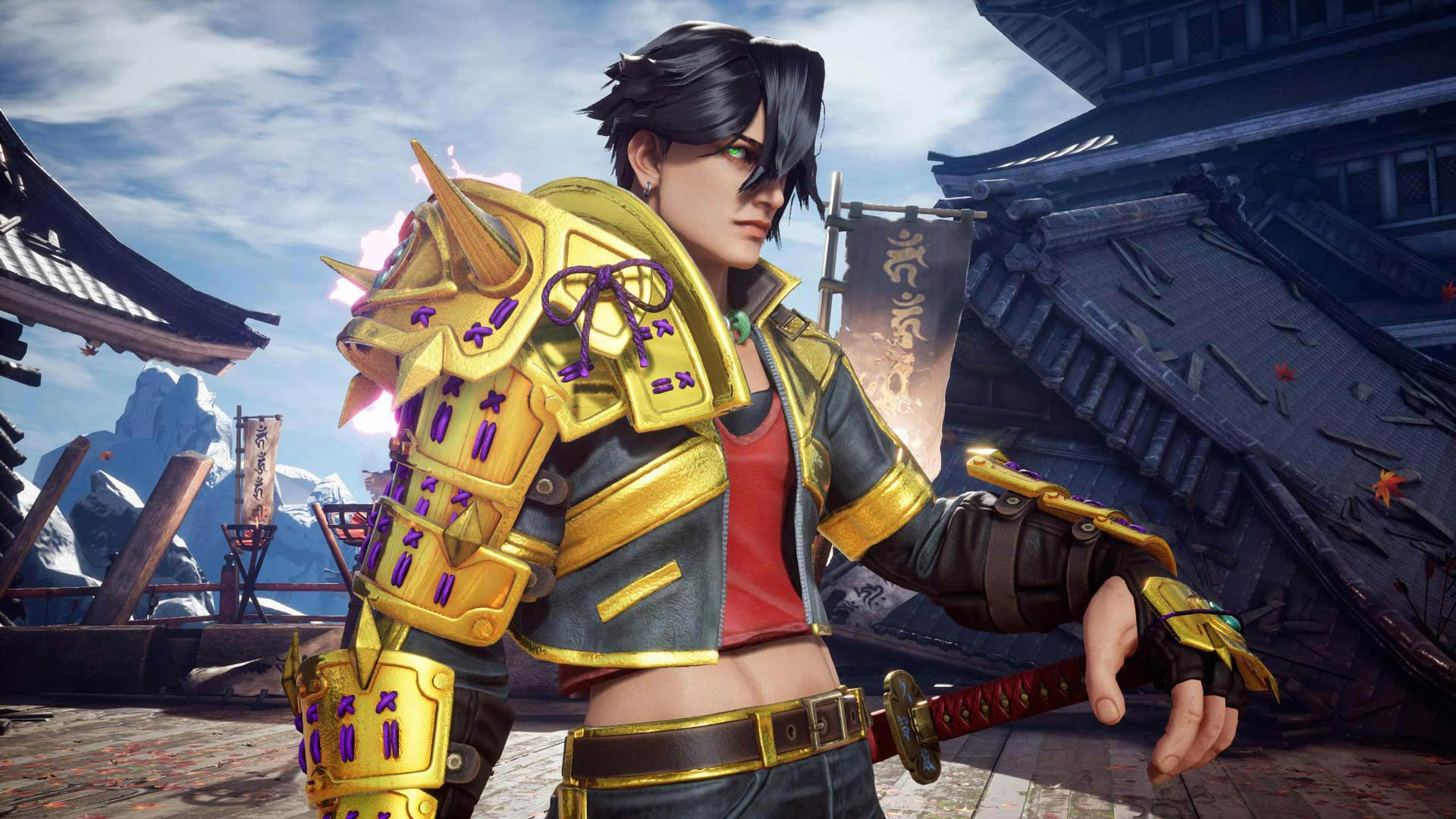 Fighting EX Layer launch screenshots 3 out of 10 image gallery