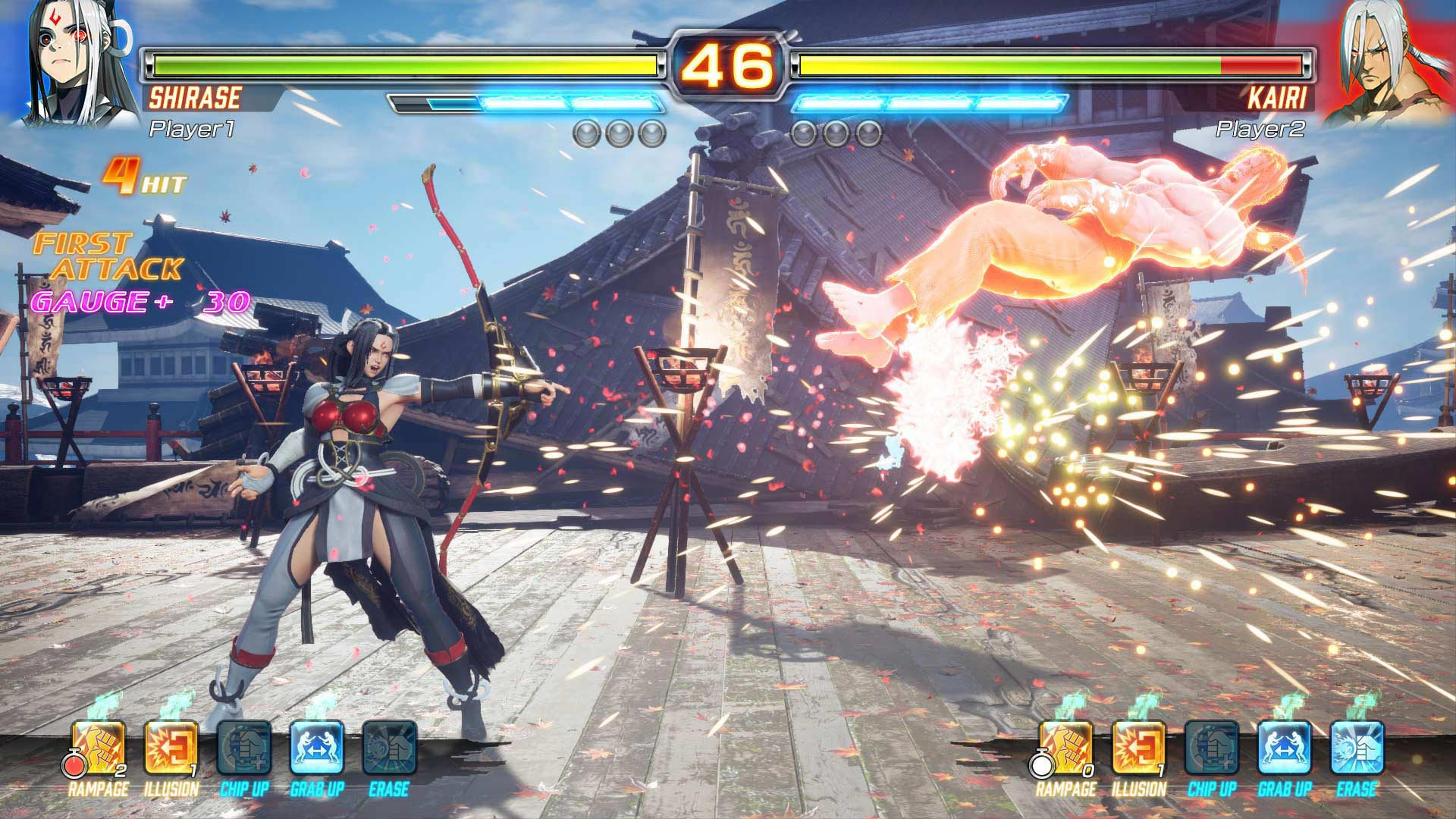 Fighting EX Layer launch screenshots 8 out of 10 image gallery