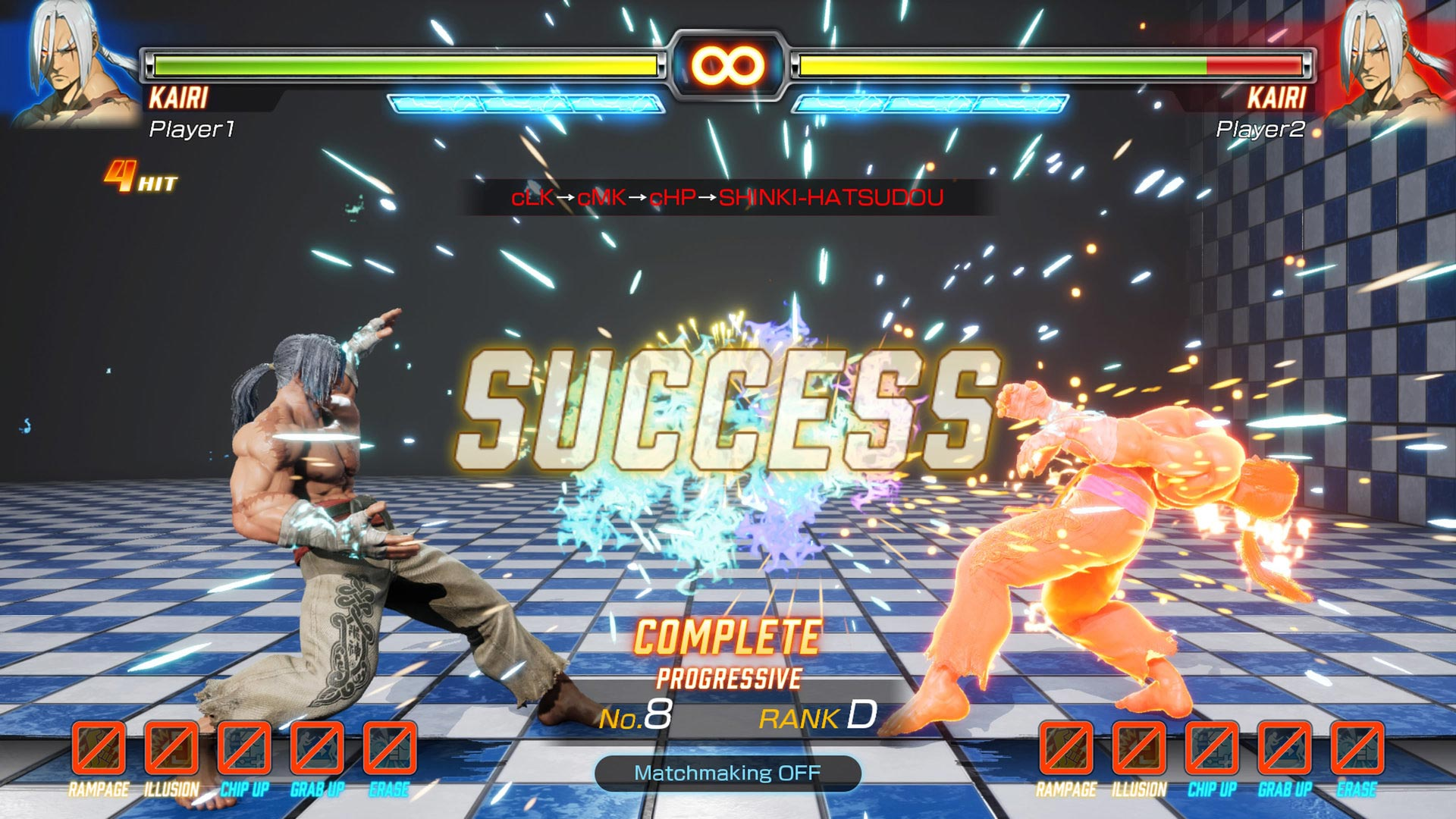 Fighting EX Layer launch screenshots 9 out of 10 image gallery