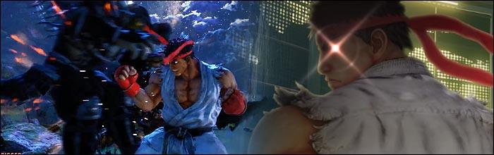 Extra Battle Boss Ryu Has A Second Critical Art In Street