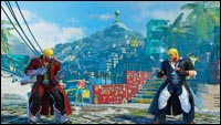 SF5 Devil May Cry costume colors image #1