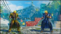 SF5 Devil May Cry costume colors image #4