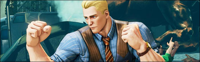 Cody Street Fighter 5 showcase streams: Capcom USA live now
