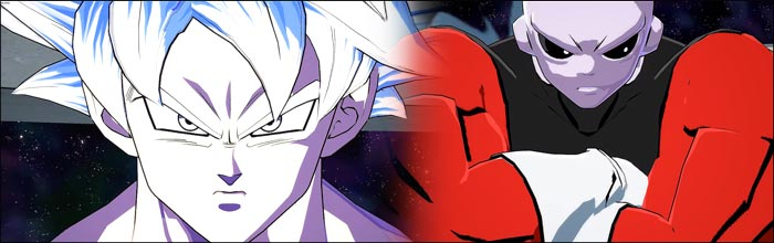 PC Mods: Jiren takes on Ultra Instinct Goku at the Tournament of