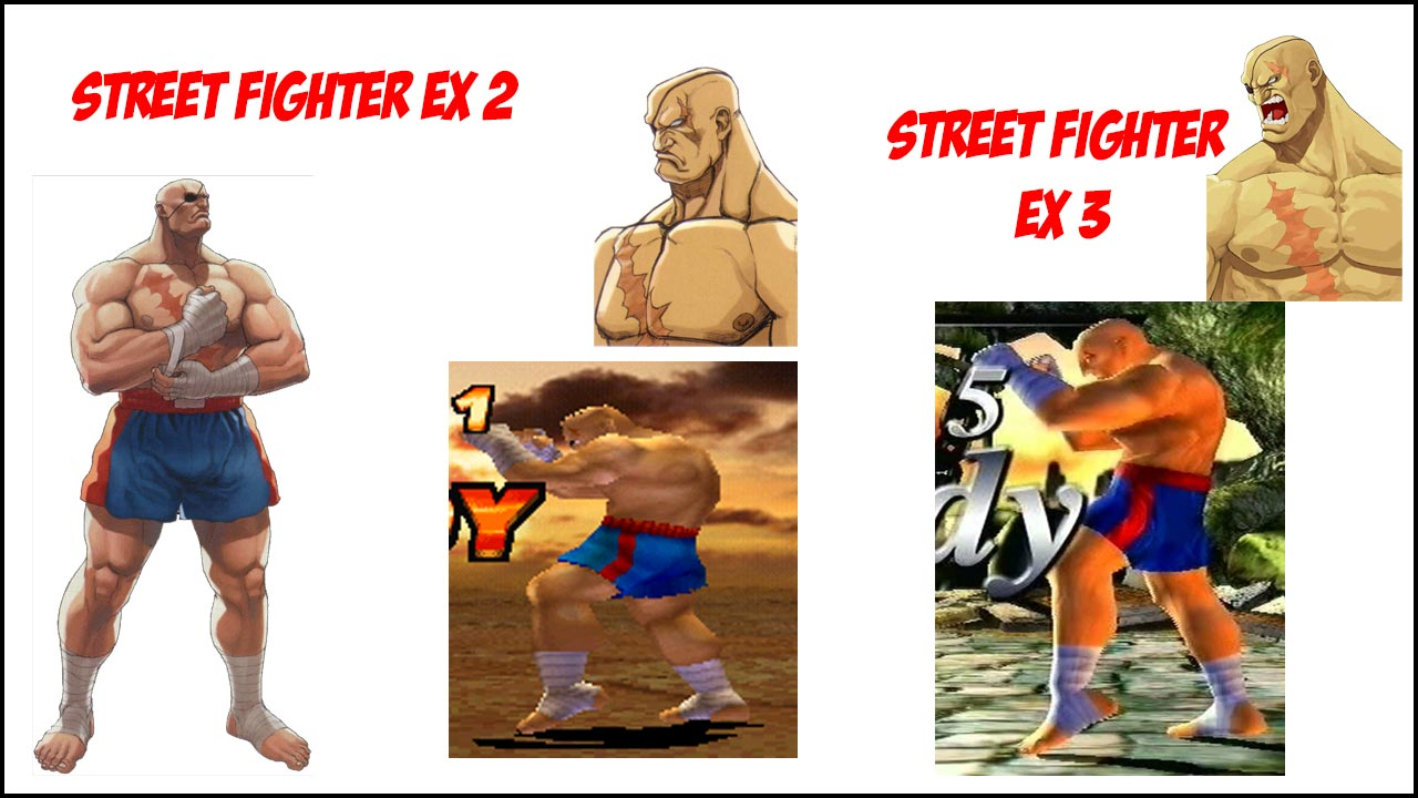 Sagat visual history 3 out of 6 image gallery