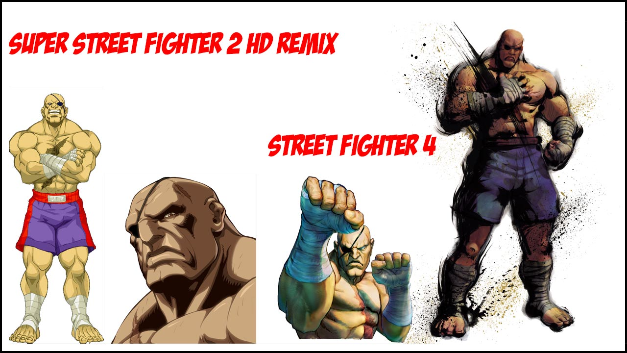 Sagat visual history 4 out of 6 image gallery