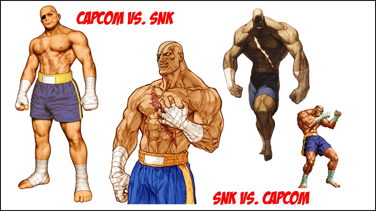 Sagat visual history 6 out of 6 image gallery