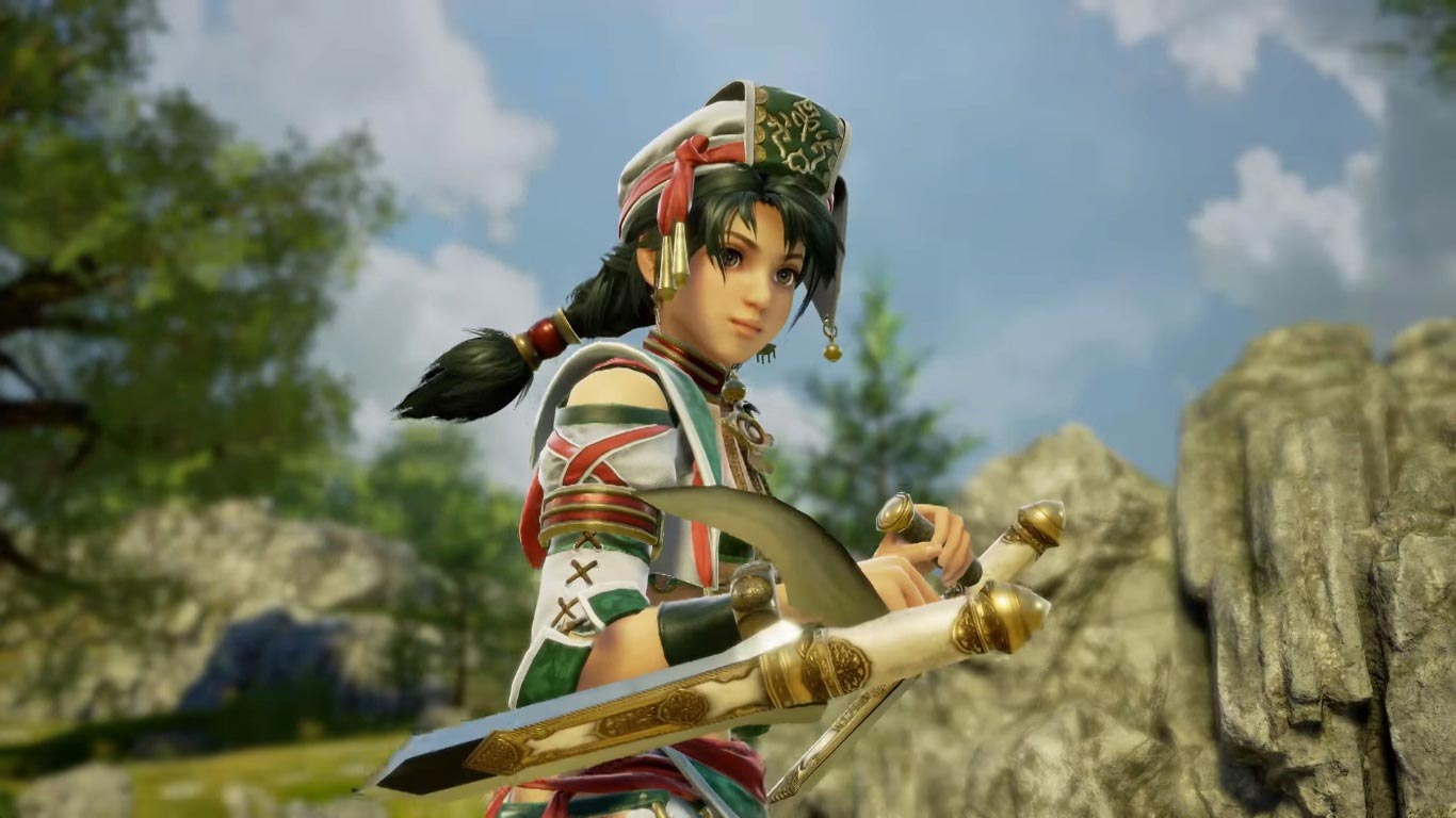 Talim In Soul Calibur 6 2 Out Of Image Gallery