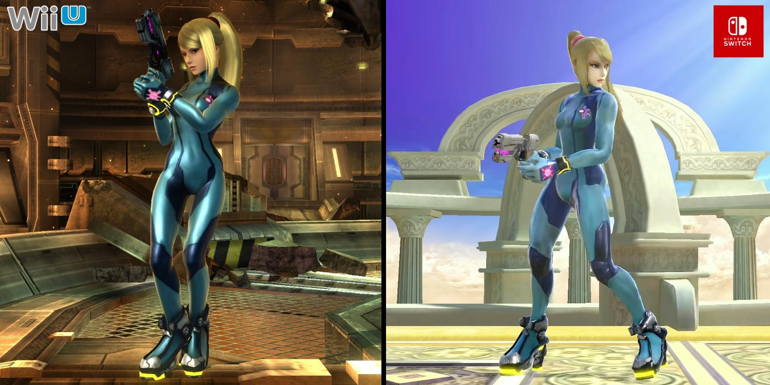 Smash Bros. Ultimate comparisons 2 out of 9 image gallery