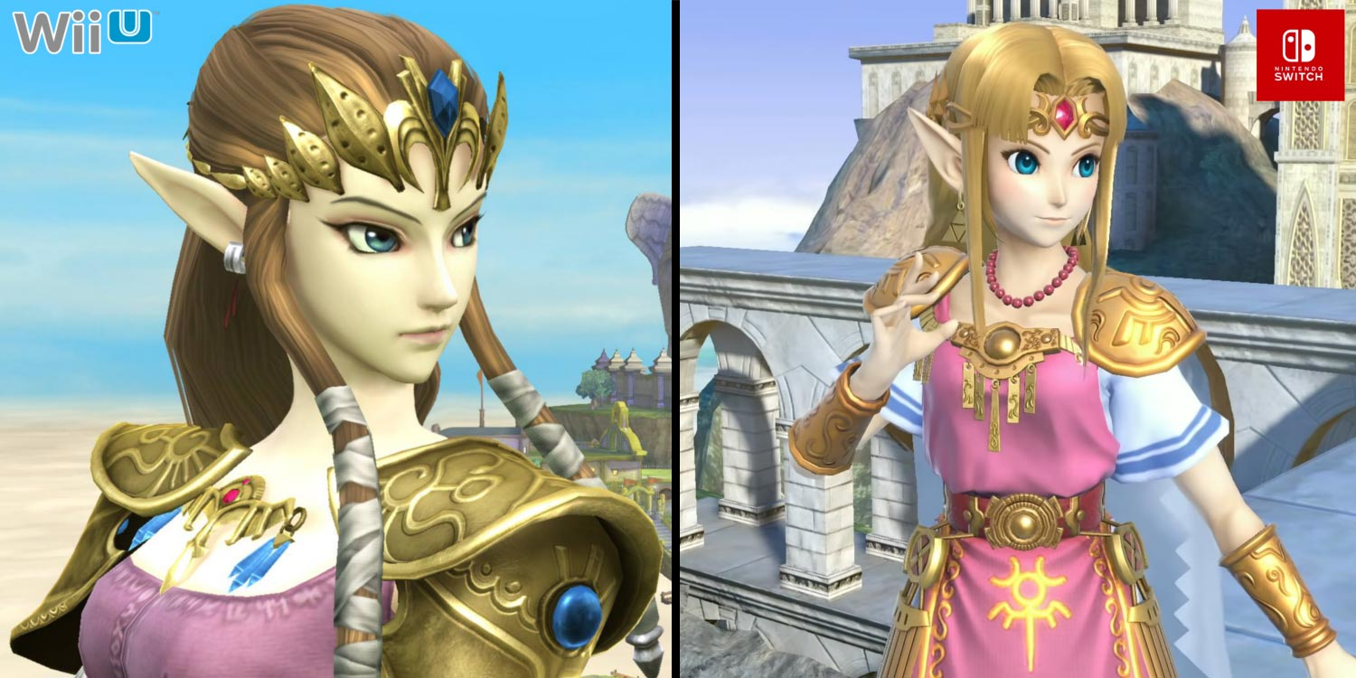 Smash Bros. Ultimate comparisons 3 out of 9 image gallery