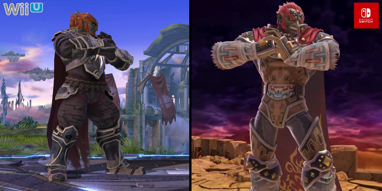 Smash Bros. Ultimate comparisons 4 out of 9 image gallery