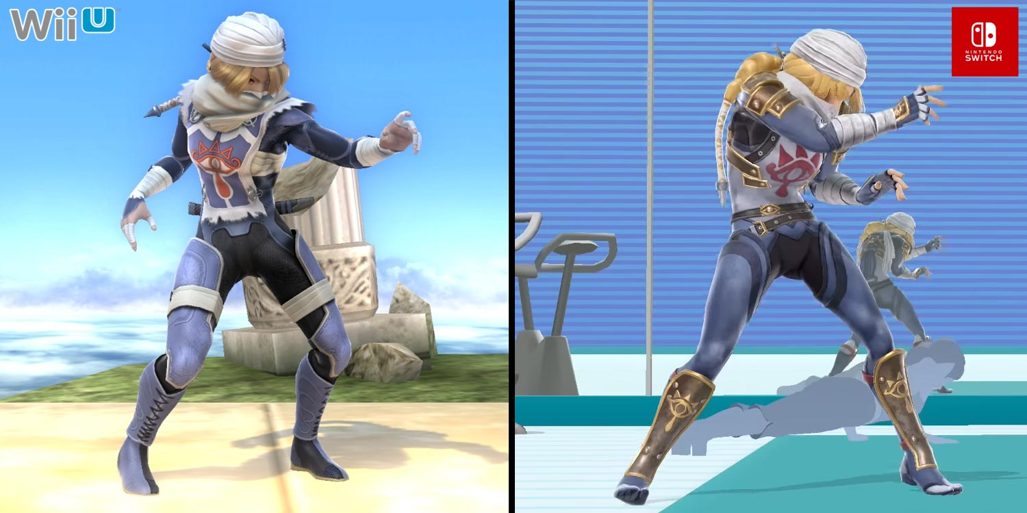 Smash Bros. Ultimate comparisons 5 out of 9 image gallery
