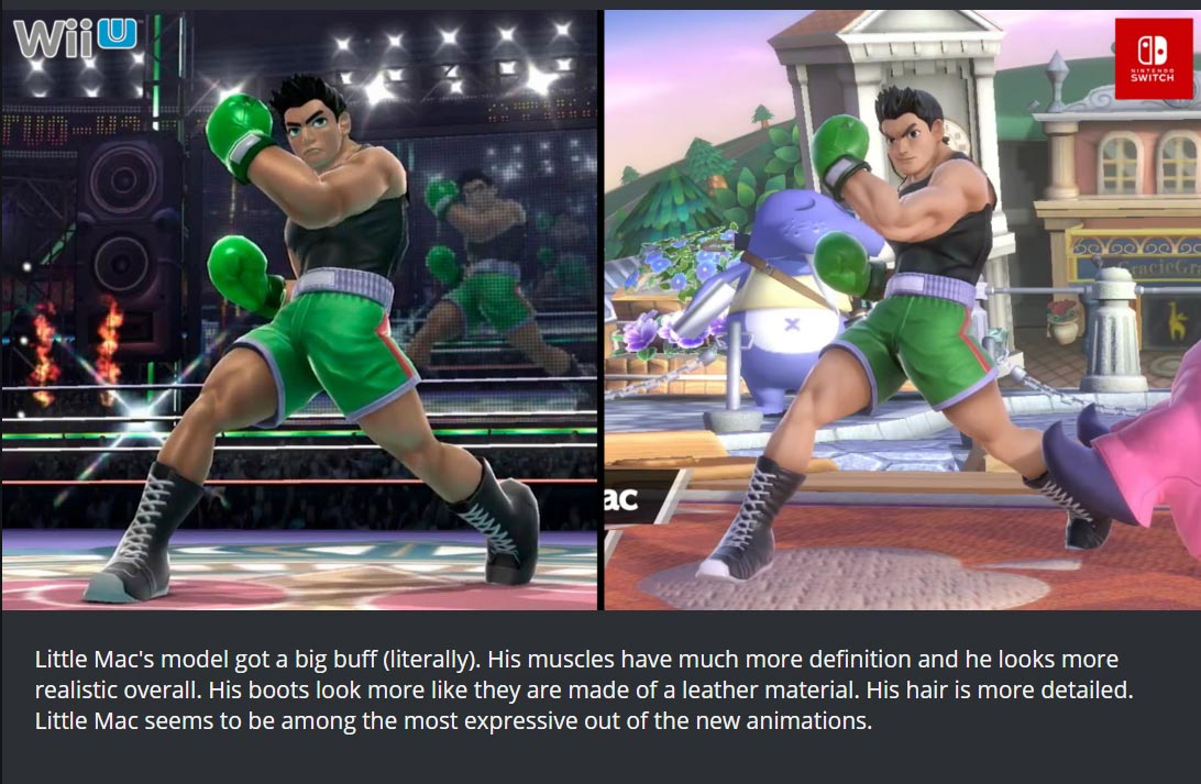 Smash Bros. Ultimate comparisons 7 out of 9 image gallery