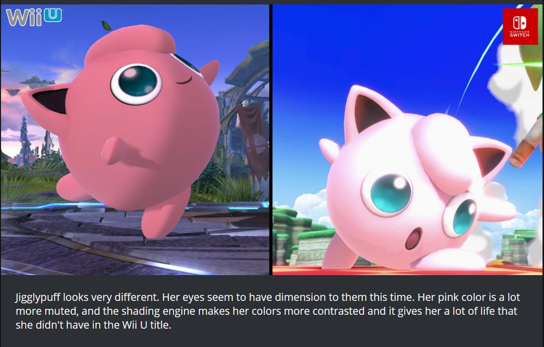Smash Bros. Ultimate comparisons 9 out of 9 image gallery