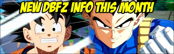 New Dragon Ball FighterZ information is coming later this