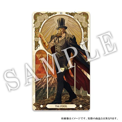 Street Fighter 30th anniversary tarot cards 2 out of 22 image gallery