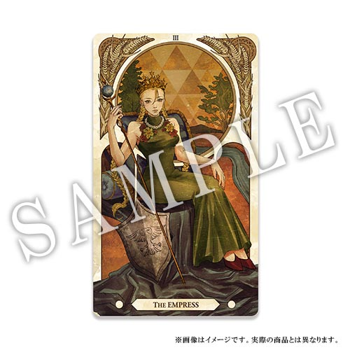 Street Fighter 30th anniversary tarot cards 5 out of 22 image gallery