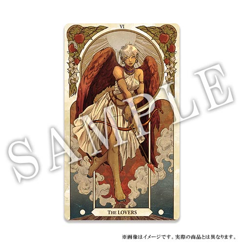Street Fighter 30th anniversary tarot cards 8 out of 22 image gallery