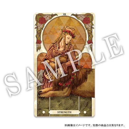 Street Fighter 30th anniversary tarot cards 10 out of 22 image gallery