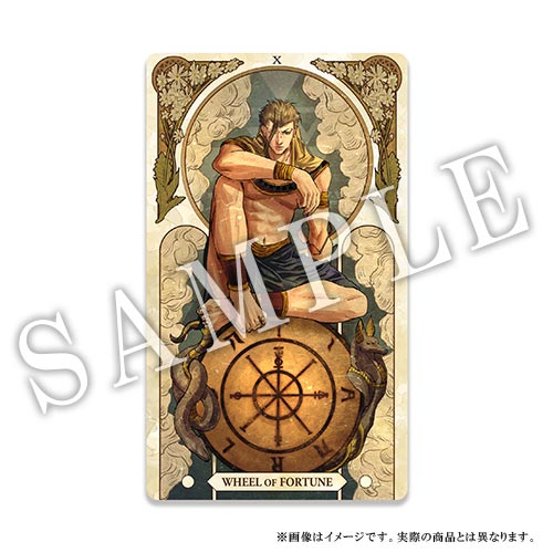 Street Fighter 30th anniversary tarot cards 12 out of 22 image gallery