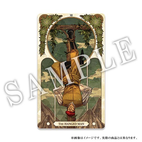 Street Fighter 30th anniversary tarot cards 14 out of 22 image gallery