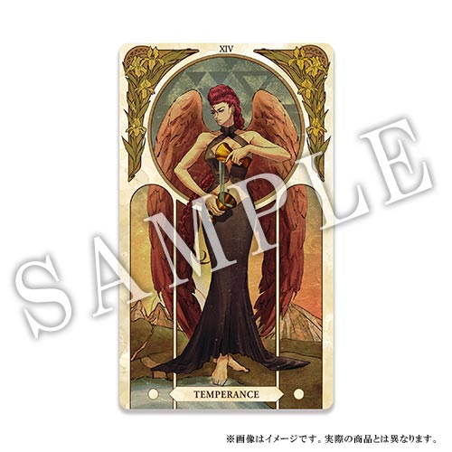 Street Fighter 30th anniversary tarot cards 16 out of 22 image gallery