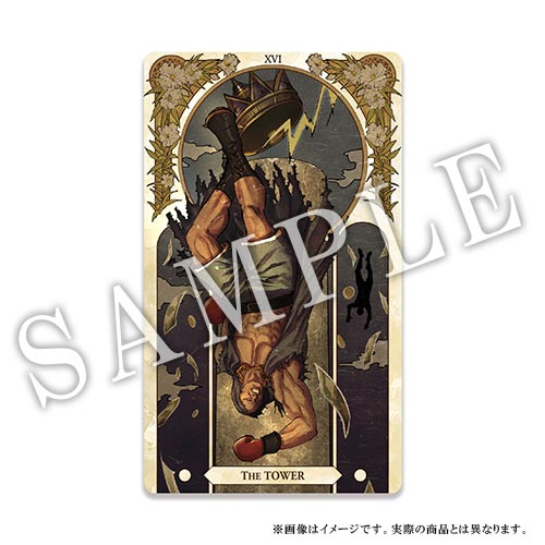 Street Fighter 30th anniversary tarot cards 18 out of 22 image gallery