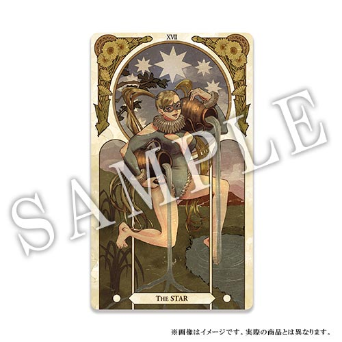 Street Fighter 30th anniversary tarot cards 19 out of 22 image gallery