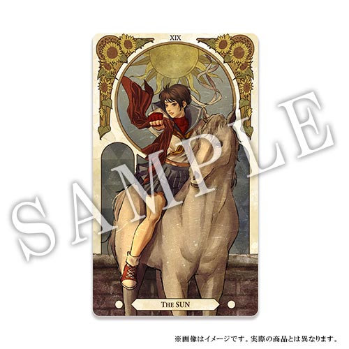 Street Fighter 30th anniversary tarot cards 21 out of 22 image gallery