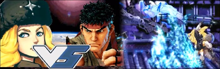 Fan recreated Street Fighter 5: Arcade Edition characters as