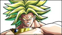 New Broly and Paragus scan image #3